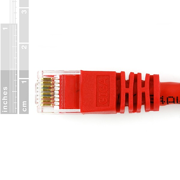 Cable Ethernet 3 metros