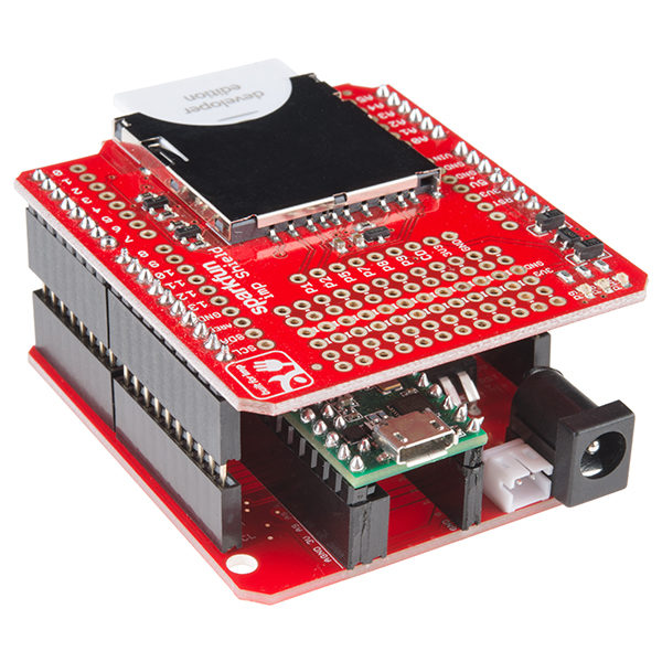 Shield adaptador para Teensy y Arduino Uno
