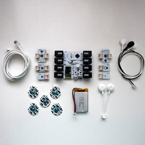 BITalino plugged kit