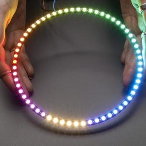 Anillo NeoPixel Ring de 60 LEDs RGBW
