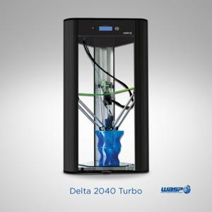 DeltaWASP 20 x 40 turbo