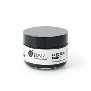 Pintura conductiva - Bote de 50ml - Bare conductive