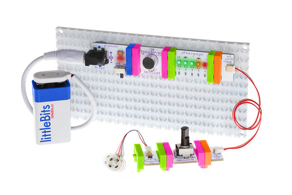 LittleBits - Mounting Board