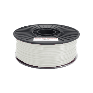 ABS de Makerbot Industries 1.75mm 1Kg - Blanco