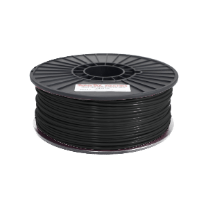 ABS de Makerbot Industries 1.75mm 1Kg - Negro