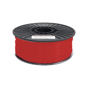 ABS de Makerbot Industries 1.75mm 1Kg - Rojo