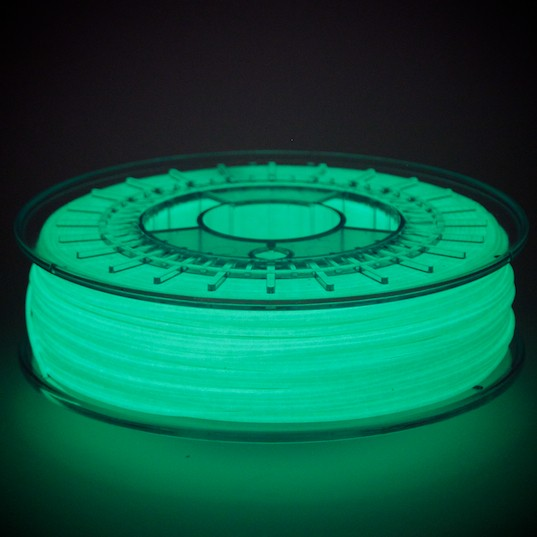 Glowfill de Colorfabb 1.75mm 750 gramos