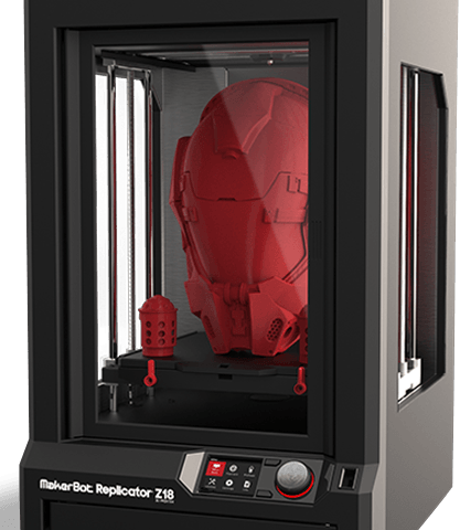 Impresora 3D Replicator Z18 de Makerbot Industries