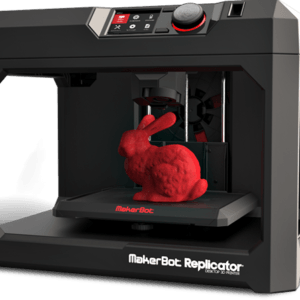 replicator + makerbot industries