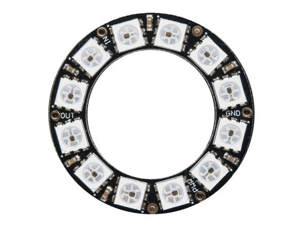 Anillo NeoPixel Ring - 12 LEDs