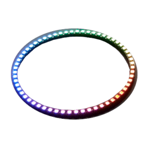 Anillo NeoPixel Ring - 60 RGB LEDs - 1/4