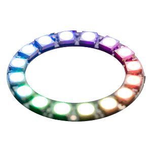 Anillo NeoPixel Ring - 16 LEDs