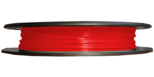 PLA de Makerbot Industries rojo