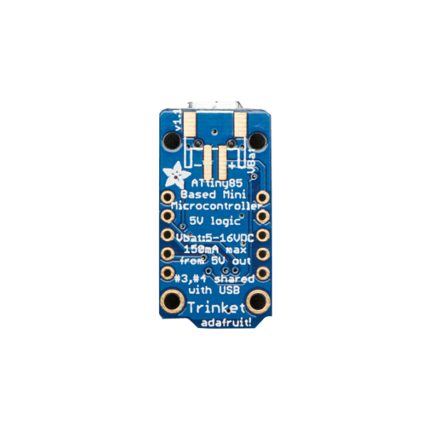 Trinket - Mini controlador 3.3V Logic