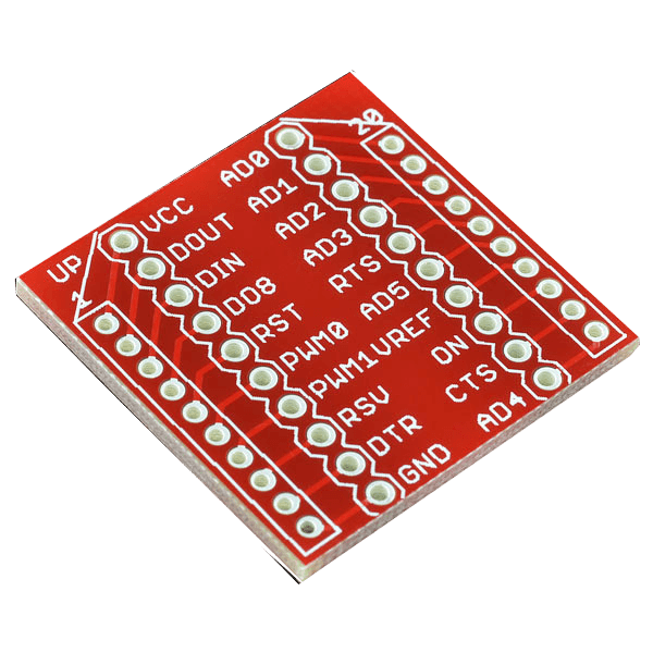 Breakout Board for XBee Module