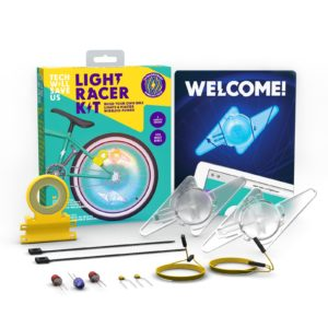 Light Racer Kit de Technology will save us