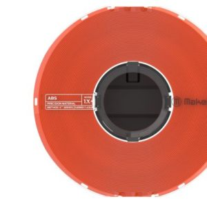 ABS naranja de Makerbot Industries