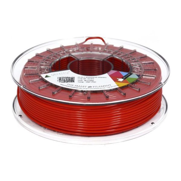 PLA de Smart Materials - Rojo ruby