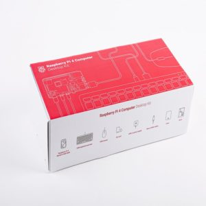 Raspberry Pi4 Desktop Kit
