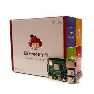 Raspberry Pi4 starter kit